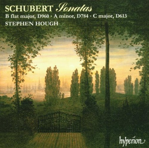 F. Schubert Piano Sonatas D.960 784 613 Hough*stephen (pno)
