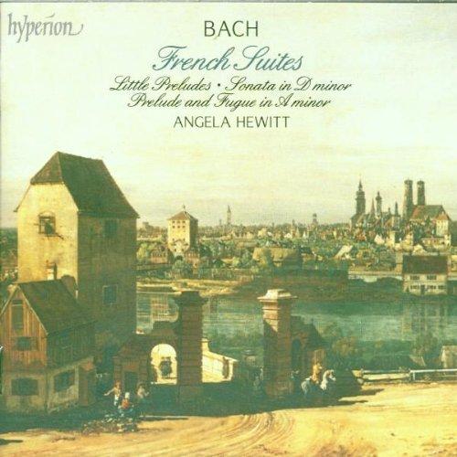 Johann Sebastian Bach/French Suites. 18 Little Prelu@Hewitt*angela (Pno)