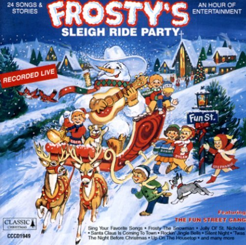 Frosty The Snowman Frosty's Sleigh Ride Party