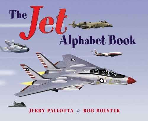 Jerry Pallotta The Jet Alphabet Book