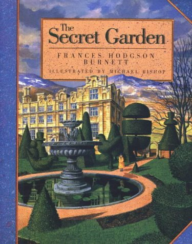 Frances Hodgson Burnett Secret Garden (childrens Classics)
