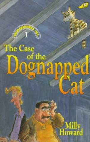 Milly Howard Case Of The Dognapped Cat Grd 2 4