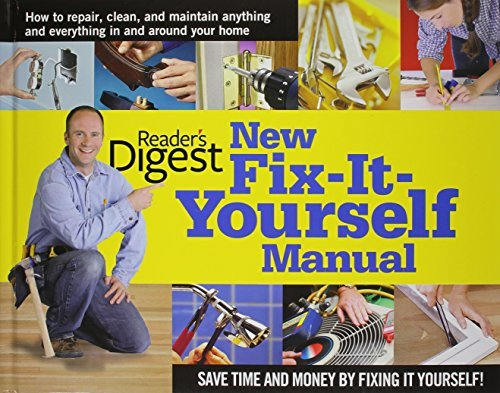 Editors Of Reader's Digest New Fix It Yourself Manual