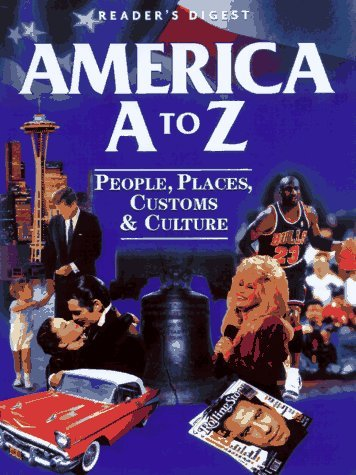 Gram Jackson America A To Z People Places Customs & Cultu