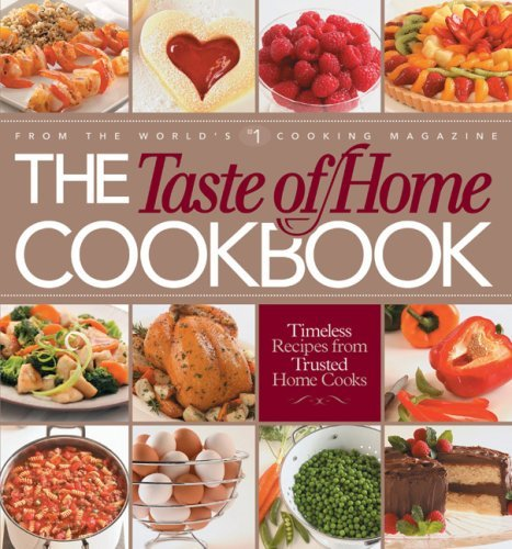 Reader's Digest Taste Of Home Cookbook With Entertaining CD