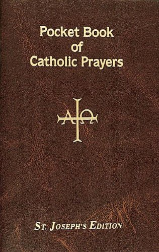 Lawrence G. Lovasik Pocket Book Of Catholic Prayers
