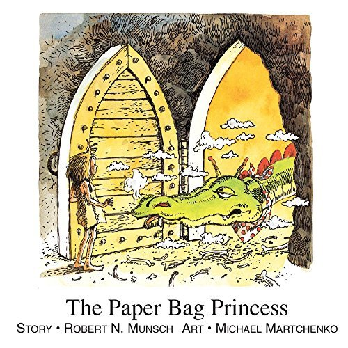 Robert Munsch The Paper Bag Princess