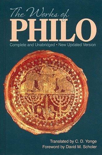 Charles Duke Philo The Works Of Philo