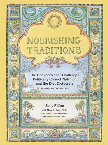 Sally Fallon Nourishing Traditions The Cookbook That Challenges Politically Correct 0002 Edition;revised