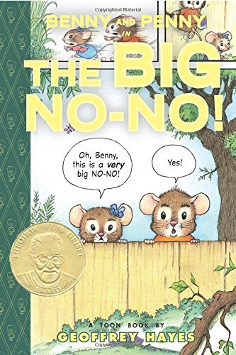 Geoffrey Hayes Benny And Penny In The Big No No! Toon Level 2