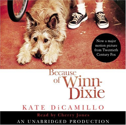 Kate Dicamillo Because Of Winn Dixie