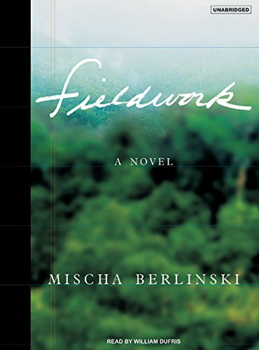 Mischa Berlinski Fieldwork CD