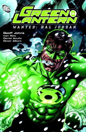 Geoff Johns Wanted Hal Jordan