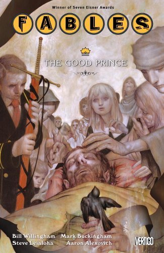 Bill Willingham Fables Vol. 10 The Good Prince