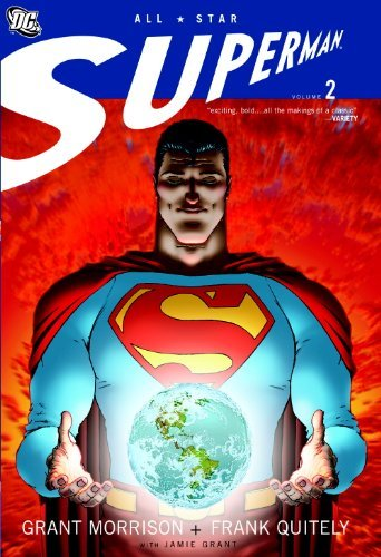Grant Morrison All Star Superman Volume 2