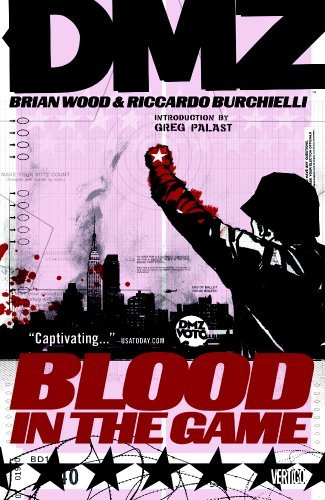 Brian Wood Blood In The Game