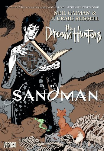 Neil Gaiman The Sandman Dream Hunters