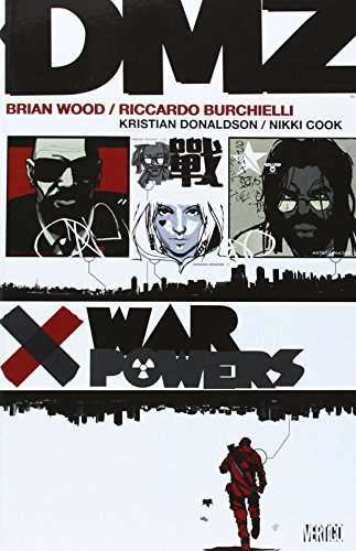 Brian Wood War Powers
