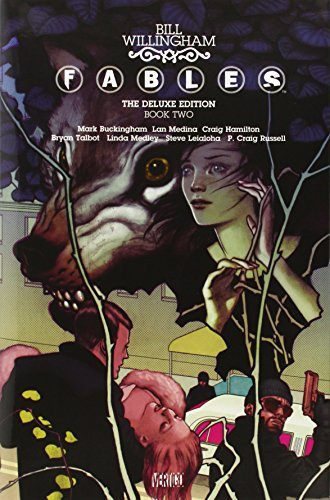 Bill Willingham Fables Deluxe
