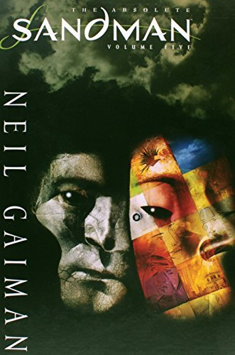 Neil Gaiman Absolute Sandman Volume 5