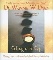 Wayne W. Dyer Getting In The Gap [with Cd]