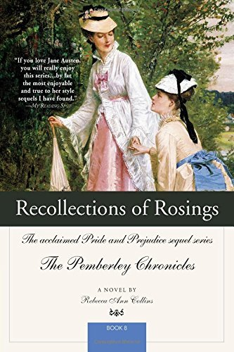 Rebecca Collins Recollections Of Rosings