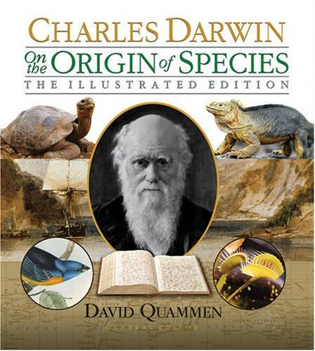 Charles Darwin On The Origin Of Species The Illustrated Edition
