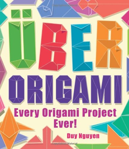 Duy Nguyen Uber Origami Every Origami Project Ever!