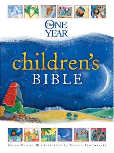 Rhona Davies The One Year Children's Bible