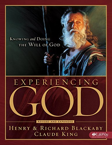Henry T. Blackaby Experiencing God Member Book Knowing And Doing The Will Of God Revised