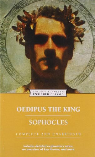Sophocles Oedipus The King Special
