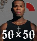 50 Cent 50 X 50 [with Cd]