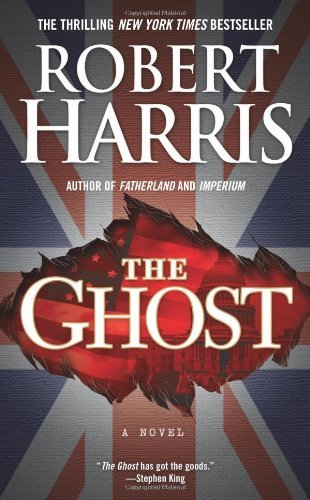 Robert Harris Ghost The