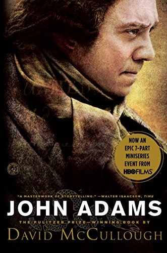 David Mccullough John Adams