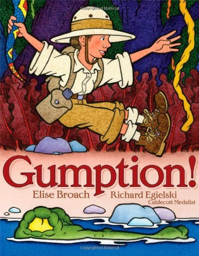 Elise Broach Gumption!