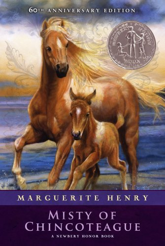 Marguerite Henry Misty Of Chincoteague 0060 Edition;anniversary