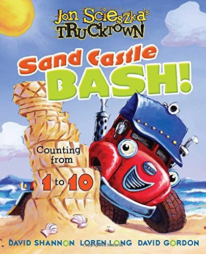 Hunter Mckown Sand Castle Bash! Counting From 1 To 10