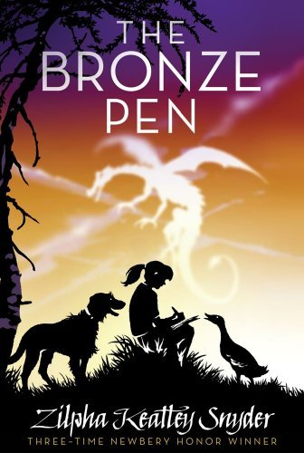 Zilpha Keatley Snyder The Bronze Pen Reprint