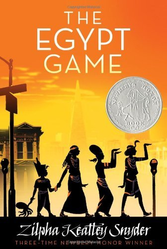 Zilpha Keatley Snyder The Egypt Game Reprint