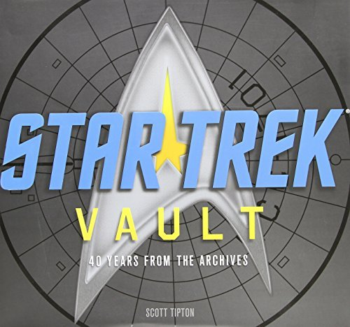 Scott Tipton Star Trek Vault 40 Years From The Archives