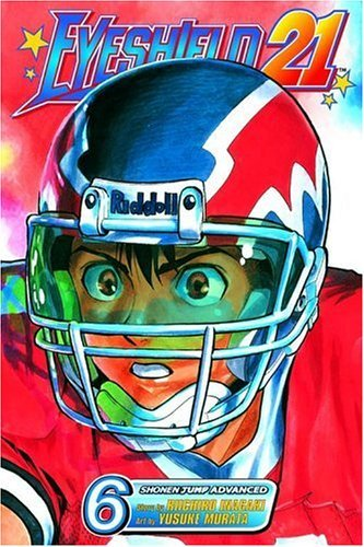 Riichiro Inagaki Eyeshield 21 Volume 6