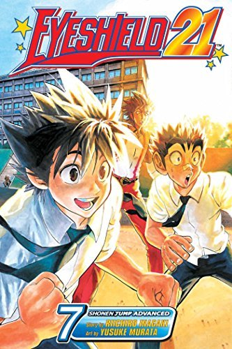 Riichiro Inagaki Eyeshield 21 Volume 7