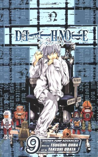 Takeshi Obata Death Note Vol. 9 Volume 9