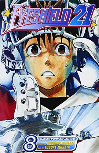 Riichiro Inagaki Eyeshield 21 Volume 8