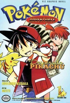 Hidenori Kusaka The Best Of Pokemon Adventures Red
