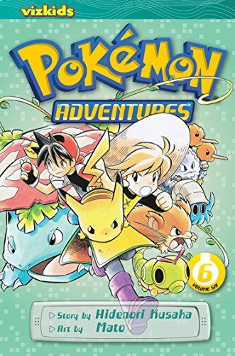 Hidenori Kusaka Pok?mon Adventures (red And Blue) Vol. 6 0002 Edition;original