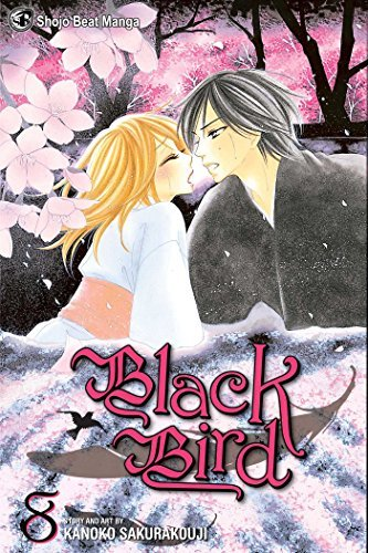 Kanoko Sakurakoji Black Bird Vol. 8 Original