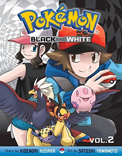 Hidenori Kusaka Pokemon Black And White Volume 2