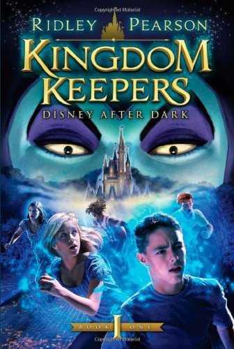 Ridley Pearson Kingdom Keepers (kingdom Keepers) Disney After Dark