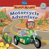 Susan Amerikaner Motorcycle Adventure [with Sticker(s) And Iron On]